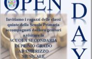 OPEN DAY SCUOLA SECONDARIA DI PRIMO GRADO FEDRO 16 DICEMBRE 2019